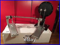 Trick Drums Pro1-V Big Foot Double Bass Drum Pedals