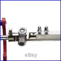Trick PRO1V2BF-BW BIGFOOT (BLACK WIDOW Version) Double Bass Drum Pedal
