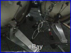 Trick Pro1-V Bigfoot Direct Drive Double Bass Drum Pedal P1VBF2