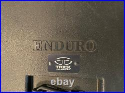 Trick double bass kick pedal and new case drums