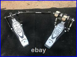 Used Pearl P902 Double Bass Drum Pedal
