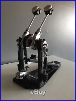 Used TAMA Iron Cobra Power Glide Double Bass Drum Pedal HP900P