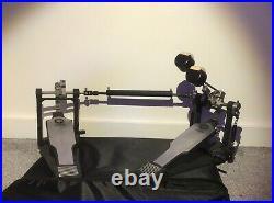 Yamaha DFP9500D Direct Drive Double kick drum pedal