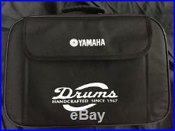 Yamaha Single Bass Drum Double-Chain Pedal with BONUS Case FP8500C