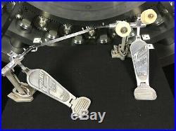 Zalmer Double Bass Drum Pedal 1970's